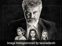 Presenting Ajith Kumar In The First Look Of <i>Pink</i> Tamil Remake, Now Called <i>Nerkonda Paarvai</i>
