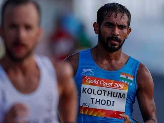 KT Irfan Becomes First Indian Athlete To Qualify For Tokyo Olympics