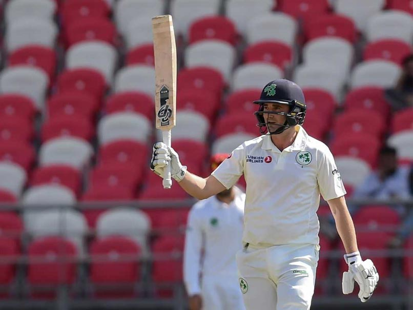 Murtagh happy with Ireland 'repair job' against Afghans