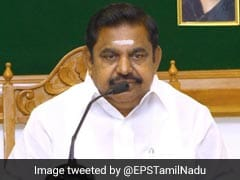 K Palaniswami Recalls 2G Scam, Questions A Raja's Candidature In Polls