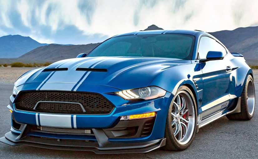Shelby has partnered with the Pune based AJ Performance to launch the Super Snake.