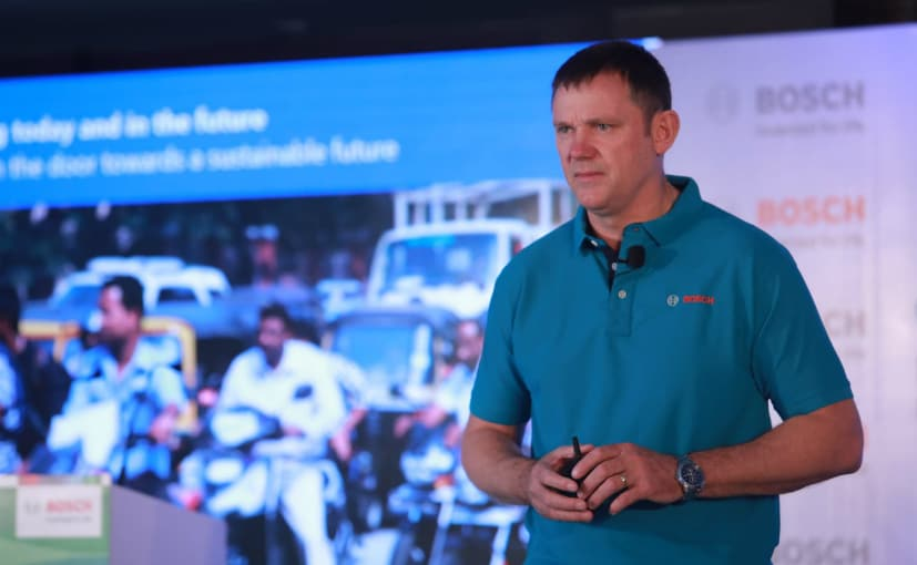 Bosch Bullish On Two-Wheeler And Powersports Business In India