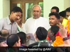 Odisha BJP President's Nephew Joins Naveen Patnaik's Biju Janata Dal