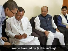 8 Candidates File Nomination For Outer Manipur Lok Sabha Seat