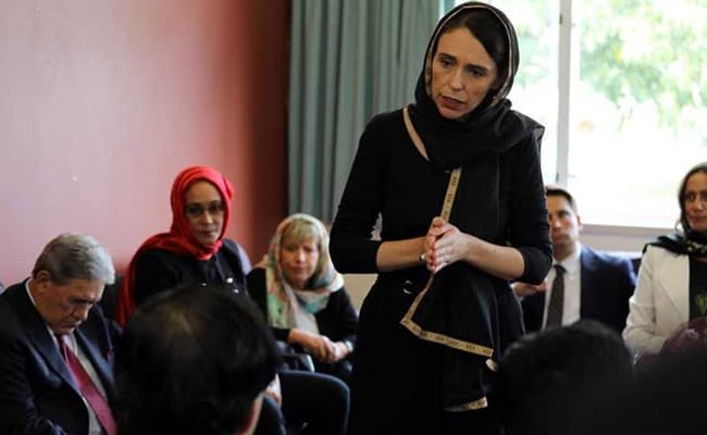 New Zealand PM Says Got'Manifesto From Gunman'9 Minutes Before Attack