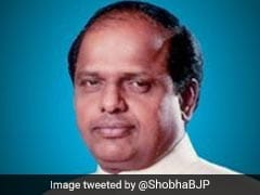 Former Union Minister Venur Dhananjay Kumar Dies At 67