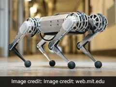 Dog-Like Robot, Developed At MIT, Can Do Backflips On Command