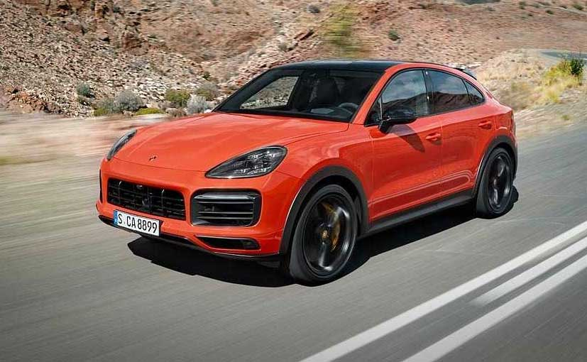 Porsche Cayenne Coupe Revealed | Car in My Life