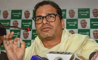 'It's Ok Whether He Stays Or Leaves': Nitish Kumar On Prashant Kishor