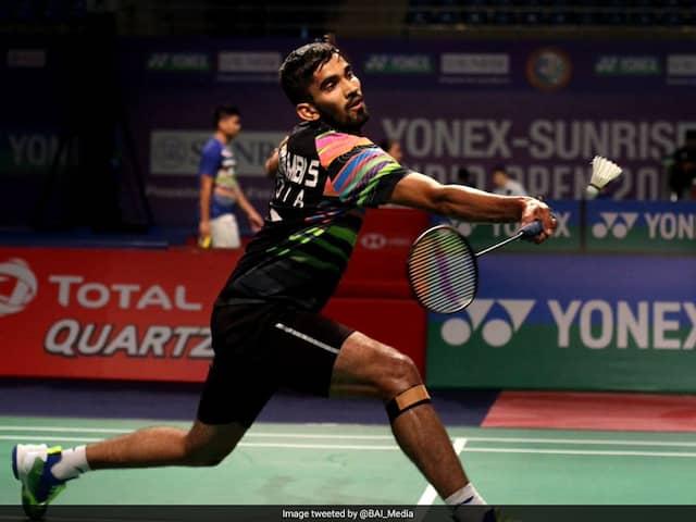 Kidambi Srikanth Loses To Viktor Axelsen In India Open 2019 Final