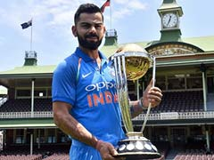 Virat Kohli Declares World Cup Race Wide Open After Australia Upset