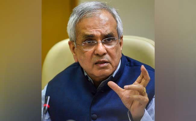 2020-21 से  भारत आठ प्रतिशत से अधिक की आर्थिक वृद्धि दर हासिल कर लेगा : राजीव कुमार