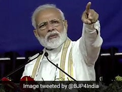 """""""Anywhere In Country, From Kolkata To Karachi"""": PM's Mix-Up At Poll Rally"""