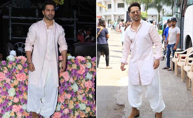 Men, Here Are 6 Ways To Channel Pastels For Spring Like Varun Dhawan
