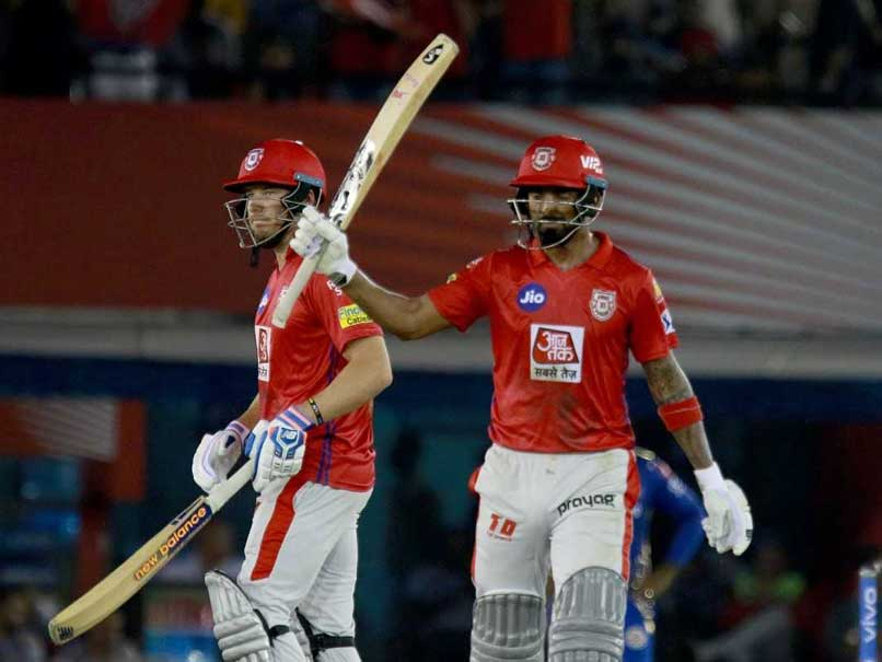 IPL 2019: KL Rahul's Controlled Innings Spearheads KXIP's Victory Against Mumbai Indians