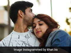 Aamir Khan's Daughter Ira Trends For Spring Break Pics With Male Friend