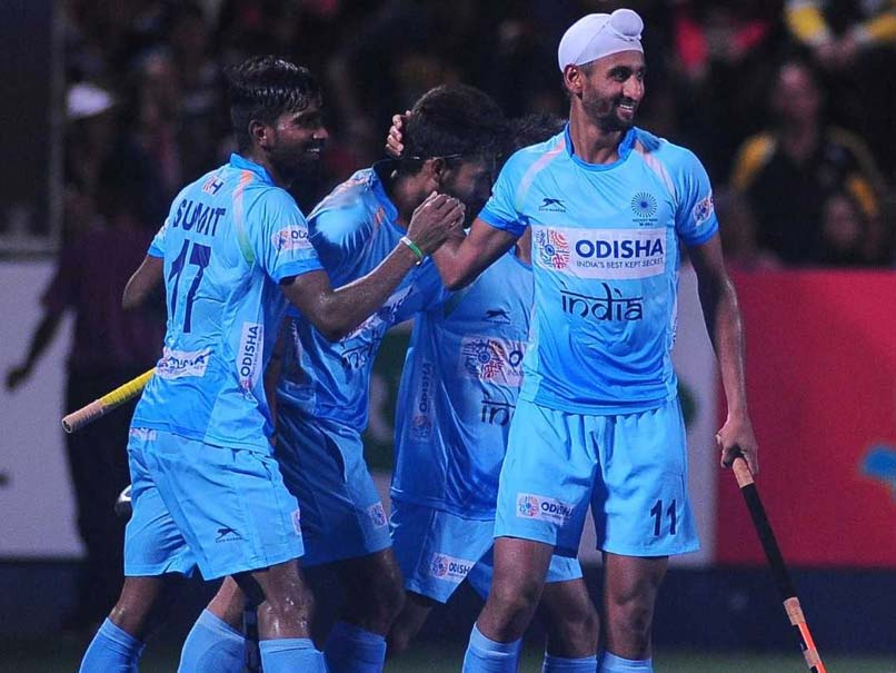 Azlan Shah Cup: India Beat Manaysia By 4-2