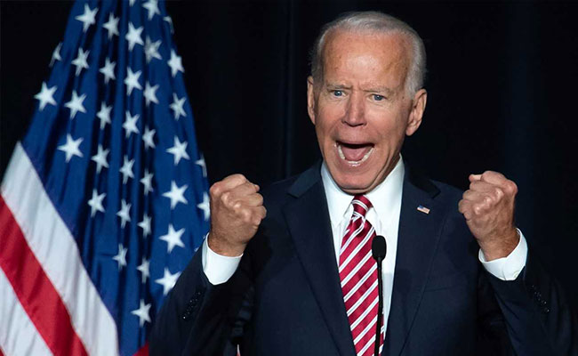 Joe Biden Says 'Very Close' To Announcing If He Runs For US President
