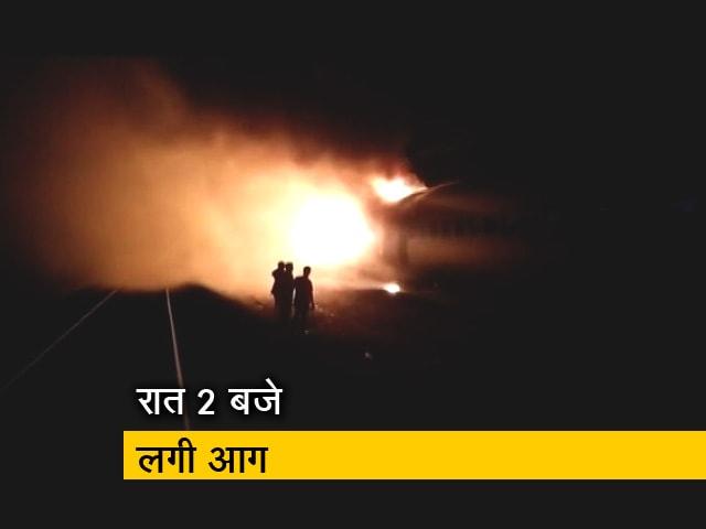 Video : TOP NEWS @8AM: चलती ट्रेन की पैंट्री कार में आग