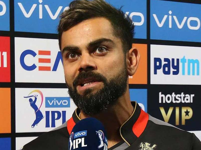 """Not Club Cricket"": Virat Kohli Slams Umpire After Massive Blunder On Final Ball In RCB vs MI Match"