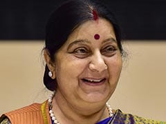 """Not My Ghost"": Sushma Swaraj's Response On Who Tweets For Her"