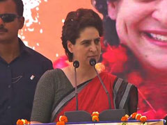 Priyanka Gandhi Vadra vs PM Modi From Varanasi? She Drops A Big Hint