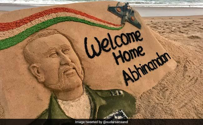 '#AbhinandhanDiwas' Celebrated On Twitter For Hero Pilot's Return