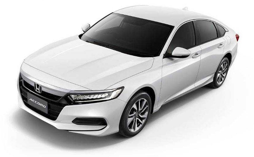 New Honda Accord >> New Generation Honda Accord For Asean Markets Revealed