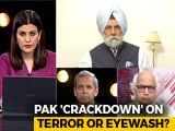 Video : Masood Azhar's Brother, Son Detained: Pak Serious About Terror Crackdown?