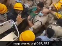 Karnataka Man Pulled Out After 62 Hours Under Rubble. See Miracle Rescue