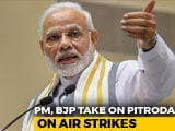 "Video : ""Indians Won't Forgive"": PM After Congress' Sam Pitroda Questions Balakot"