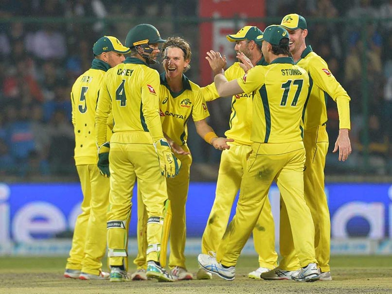 India vs Australia 5th ODI Highlights: Australia Outshine India By 35 Runs To Clinch Series 3-2