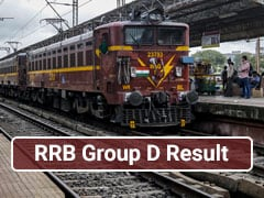 RRB Group D Result: Check Your Result From These PDFs
