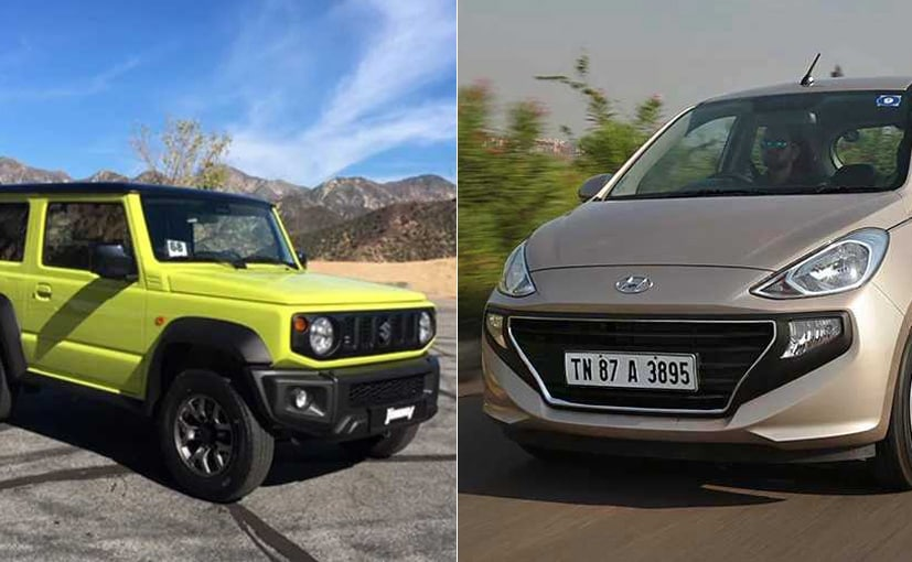 The 2018 Hyundai Santro and Suzuki Jimny are among the top finalists for the 2019 World Car Awards.