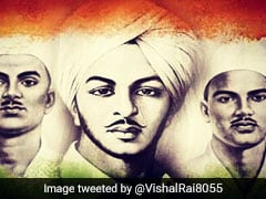 PM, Amit Shah Pay Tribute To Bhagat Singh, Sukhdev On Shaheed Diwas
