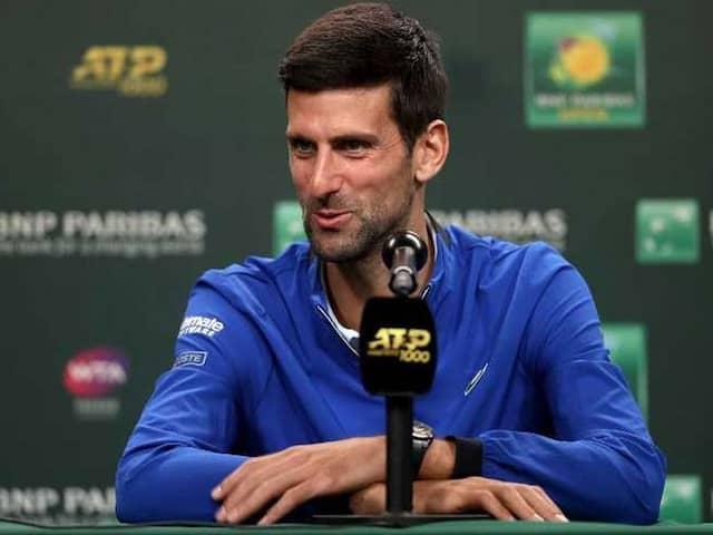 Novak Djokovic Eyes Record Sixth Indian Wells Masters Title