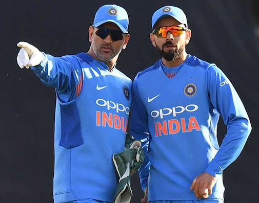 Kohli Says Dhoni 'Played A Big Role' In Him Becoming Captain