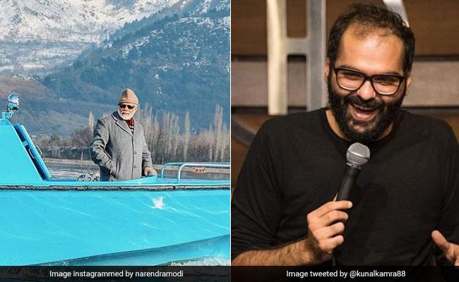 पीएम मोदी के 'मैं भी चौकीदार' कैंपेन पर इस कॉमेडियन ने फिर कसा तंज, ट्वीट कर कही यह बात...