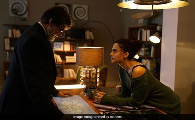 Badla Preview: Amitabh Bachchan And Taapsee Pannu Are Back With An Edgy Suspense