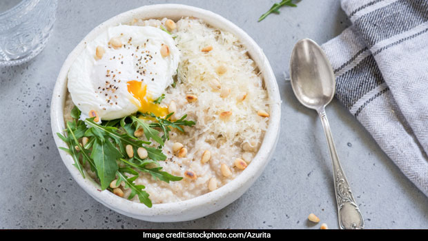 High-Protein Breakfast: This Fibre And Protein-Rich, Creamy Eggs And Oats Meal Is A Must-Try