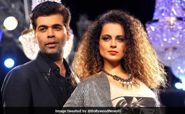 Kangana Ranaut On Karan Johar And Hrithik Roshan: 'They Will Never Be Where I Am'