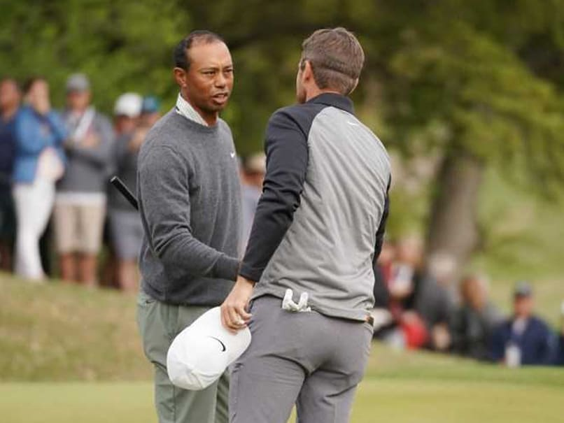 Tiger Woods Loses To Lucas Bjerregaard In WGC Match Play Quarterfinal