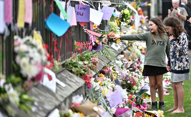 Shooting In Christchurch Picture: Christchurch Mosque Shooting, New Zealand Mosque Shooting