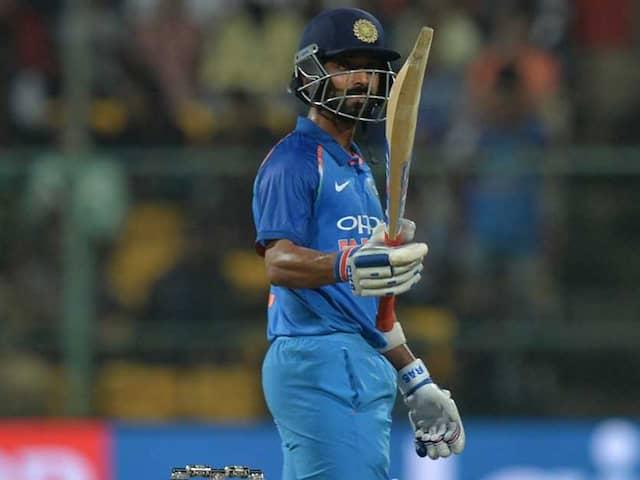 Ajinkya Rahane Says World Cup Spot Will Follow Good IPL Season