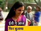 Video : ईडी ने आज फिर पूछताछ के लिए चंदा कोचर और उनके पति को बुलाया