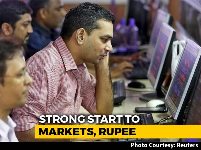 Video : Sensex Rises Over 150 Points, Nifty Reclaims 11,600