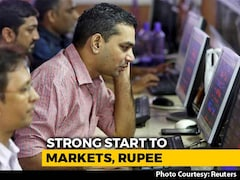 Video: Sensex Rises Over 150 Points, Nifty Reclaims 11,600