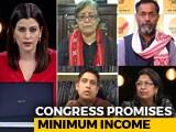 Video: Rahul Gandhi's Minimum Income Promise: Gamechanger Or Non-Starter?