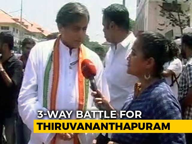 Why A Three-Cornered Contest In Thiruvananthapuram Can Be A Close Shave