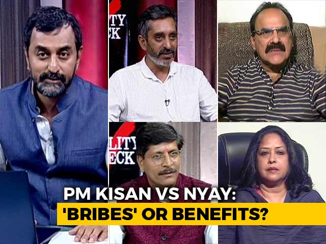 Video : PM KISAN Scheme: 'Official' Cash Handout?